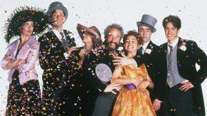ภาพยนตร์ Four Weddings And A Funeral