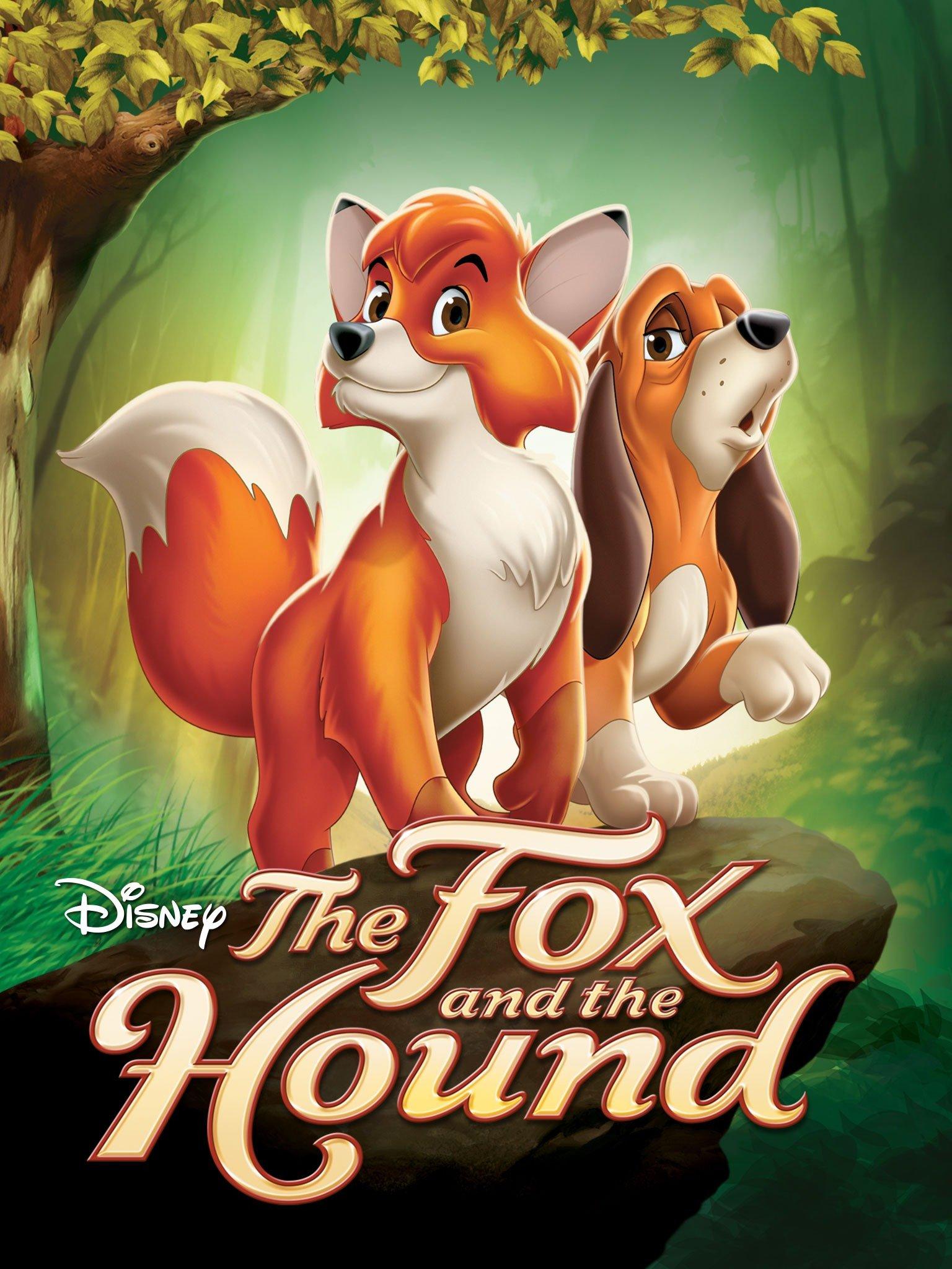 รีวิวเรื่อง The Fox and the Hound