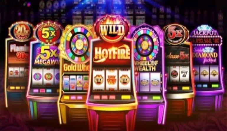 Choosing a slot to play slots for bonus rewards
