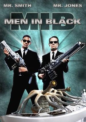 Men in Black (1997 - 2012) หน่วยจารชนพิทักษ์จักรวาล